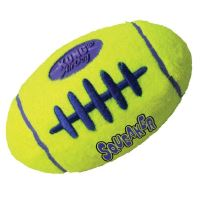Kong Air Dog Tenis Rugby Plovoucí skákací míč pro psy - velikost S