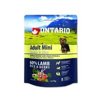 Ontario Adult Mini Lamb & Rice 750 g