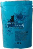 Catz Finefood No.21 Kapsička - zvěřina & okouník pro kočky 85 g