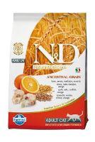 N&D LG CAT Adult Codfish & Orange 5kg
