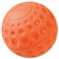 Rogz Asteroid Míček pěnový pro psy oranžový