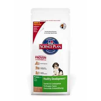 Hill's Science Plan Canine Dry Puppy Growth Lamb & Rice 3 kg