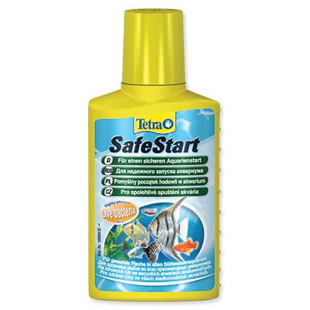 Tetra Safe Start pro úpravu vody v novém akváriu 100 ml