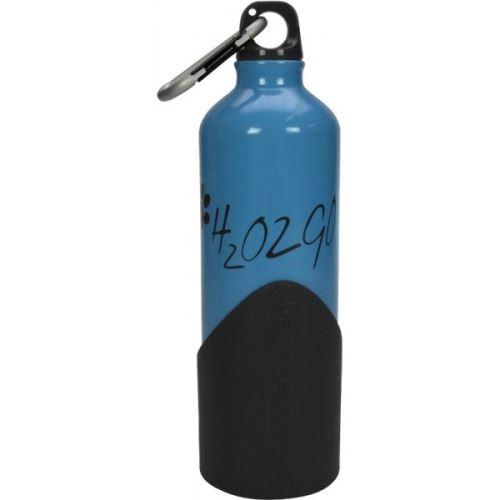 H2o2go Cestovní lahev na vodu modrá 750 ml