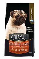 CIBAU Dog Adult Sensitive Lamb&Rice Mini 800g