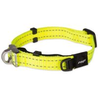 Obojek ROGZ Safety Collar žlutý M 1ks