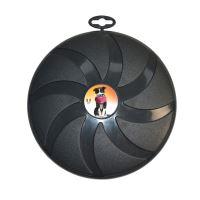 Frisbee - létající talíř Argi - černý - 23,5 cm
