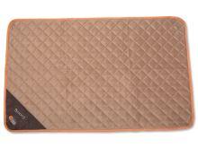 Scruffs Thermal Mat Termální podložka čokoládová - velikost XL, 120x75 cm