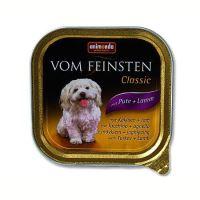 Animonda Vom Feinsten Paštika - krůta & jehně pro dospělé psy 150 g