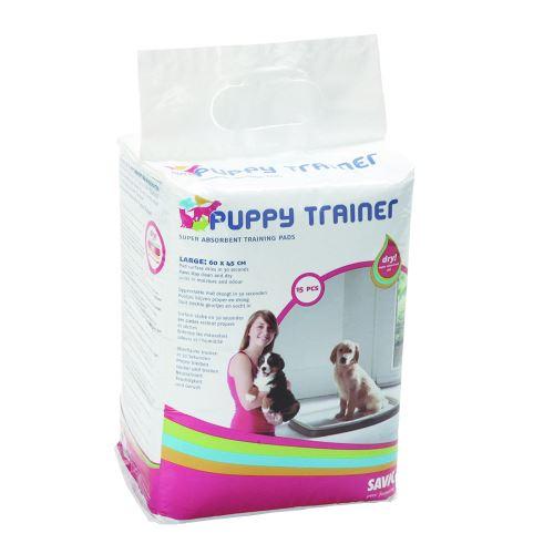 Savic Puppy trainer náhradní podložky, 60x45 cm, 15 ks