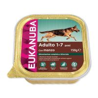 Vanička EUKANUBA Adult Beef 150 g
