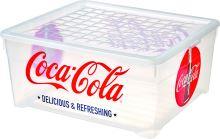 Curver Úložný box 18,5l Coca cola