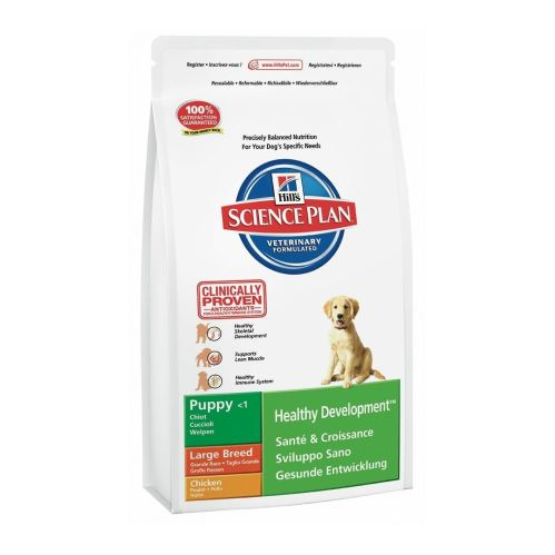 Hill's Science Plan Canine Dry Puppy Growth Large Breed