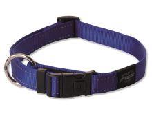 Obojek pro psa nylonový - Rogz Utility - modrý - 2,5 x 43 - 70 cm