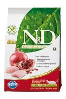 N&D Grain Free CAT Neutered Chicken & Pomegranate