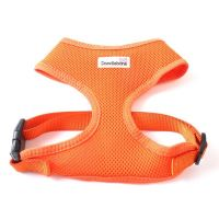 Doodlebone postroj, Airmesh, oranžový, velikost XL