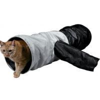 Tunel pro kočky nylonový 30x115 cm