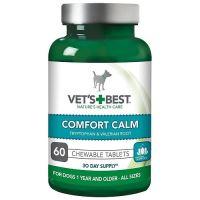 VET´S BEST Uklidňující žvýkací tablety pro psy, 60 tablet