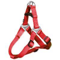 Postroj TRIXIE Premium červený L 1ks