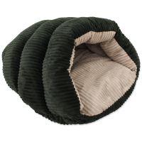 Pelíšek DOG FANTASY Comfy2 zelený 55 cm 1ks