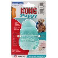 Kong Puppy Classic Gumová plnitelná hračka pro štěňata - velikost M