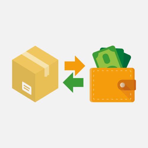 Zásilkovna - dobírka