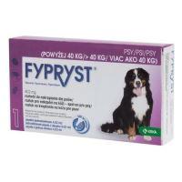 Fypryst Antiparazitní pipeta pro psy nad 40 kg 4,02 ml