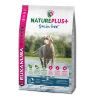 EUKANUBA Nature Plus+ Puppy Grain Free Salmon 14 kg