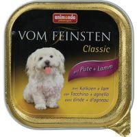 Animonda Vom Feinsten Adult Paštika - krůta & jehněčí pro psy 150 g
