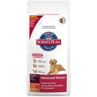 HILL`S SP Canine Adult Advanced Fitness Large Breed Lamb & Rice 12 kg