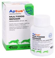 Aptus Multidog Senior 100 tablet