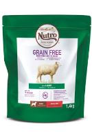 NUTRO Dog Grain Free Adult Small Lamb 1,4kg