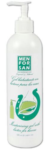 Menforsan Hydratační gel na kopyta pro koně 500 ml