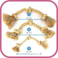 Beco Jungle Triple Knot lano EKO-lano-L