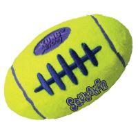 Kong Air Dog Tenis Rugby Plovoucí skákací míč pro psy - velikost M