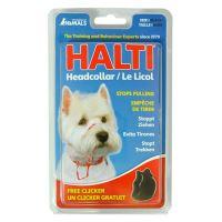 Halti Nylonová ohlávka + Clicker pro psy
