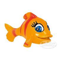 Nobby akvarijní dekorace Ryba oranžová 8 x 6 x 6 cm