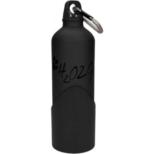 H2o2go Cestovní lahev na vodu černá 750 ml