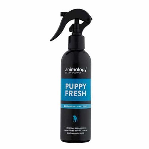 ANIMOLOGY Deodorant ve spreji pro štěňata Puppy Fresh, 250ml
