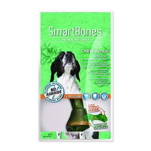 Hagen SmartBones Dental Žvýkací kosti pro zdravé zuby psů středních plemen, 15 cm