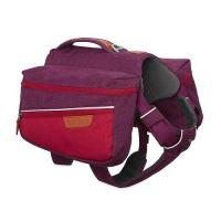 Ruffwear batoh pro psy, Commuter Pack, fialový, velikost M