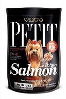 Petit Dry Adult Salmon with Potato Grain Free 300g - EXPIRACE 20/6/18