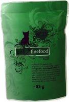 Catz Finefood No.15 Kapsička - kuře & bažant pro kočky 85 g