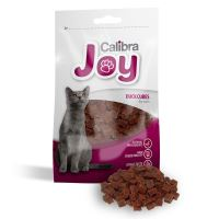 Calibra Joy Cat Duck Cubes - kostky z kachního masa 70g