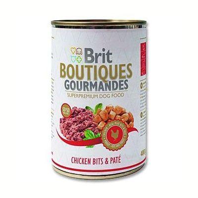 Brit Boutiques Gourmandes Chicken Bits & Paté 400 g