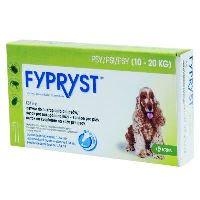 Fypryst Antiparazitní pipeta pro psy 10-20 kg 1,34 ml