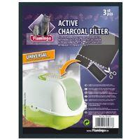 Karlie-Flamingo Univerzální filtry do toalet - (15x20cm)