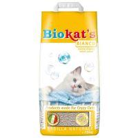 Gimpet Biokats Bianco podestýlka hrudkující bez vůně, 10 kg