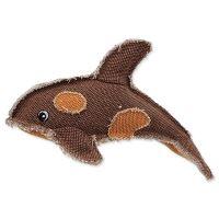 Hračka DOG FANTASY textilní delfín
