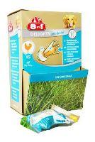 8in1 Dental Delights žvýkací kosti box - velikost XS 252 g